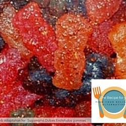 10 calorie per serving - Low carb Gummy Bears!